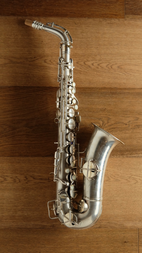 (Used) Conn New Wonder 'Chu Berry' Alto circa.1926