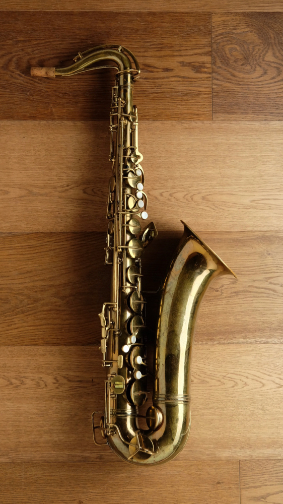 (Used) Conn 10m Tenor Sax circa.1941