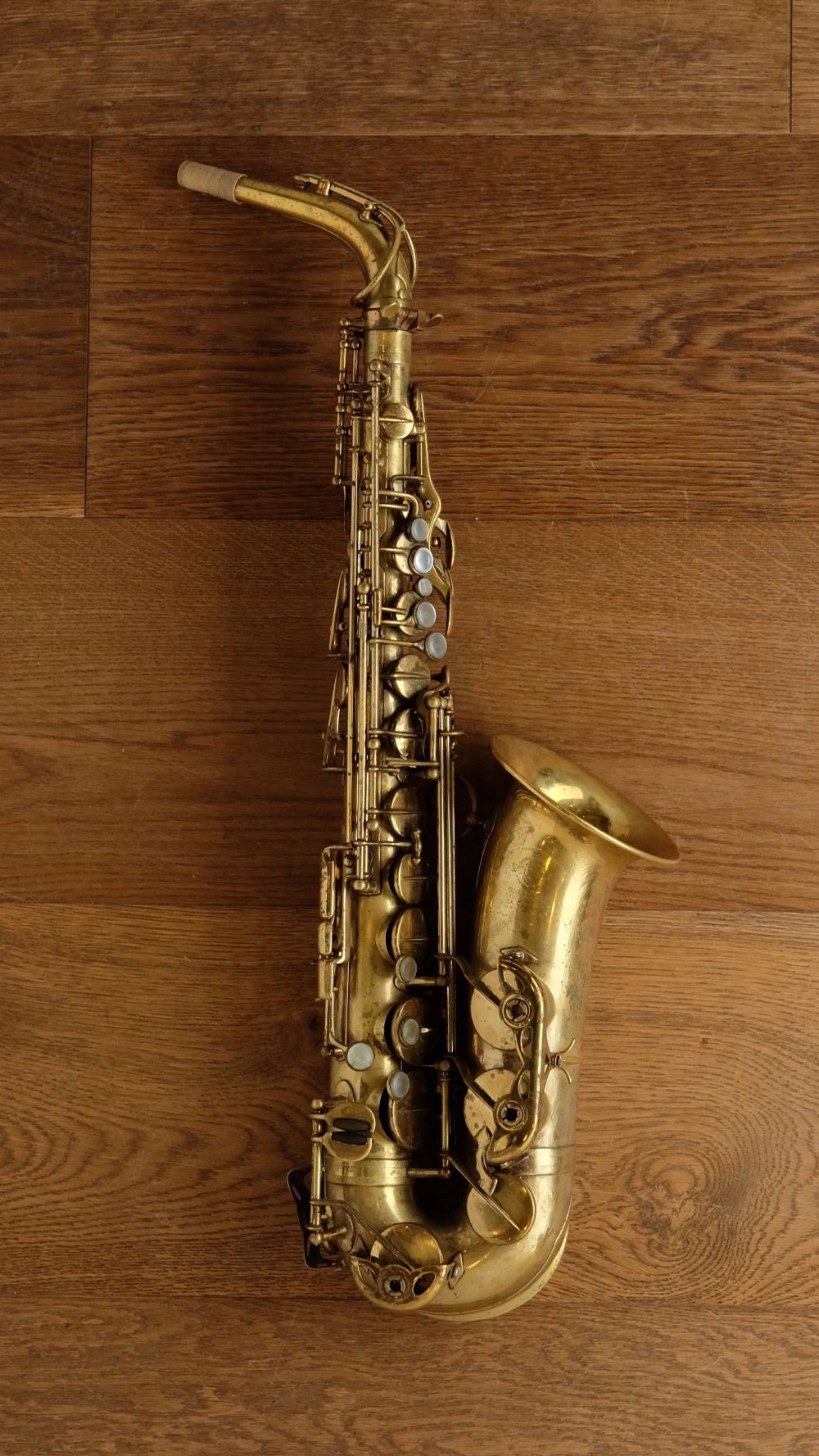 (Used) Selmer Balanced Action Alto circa.1937