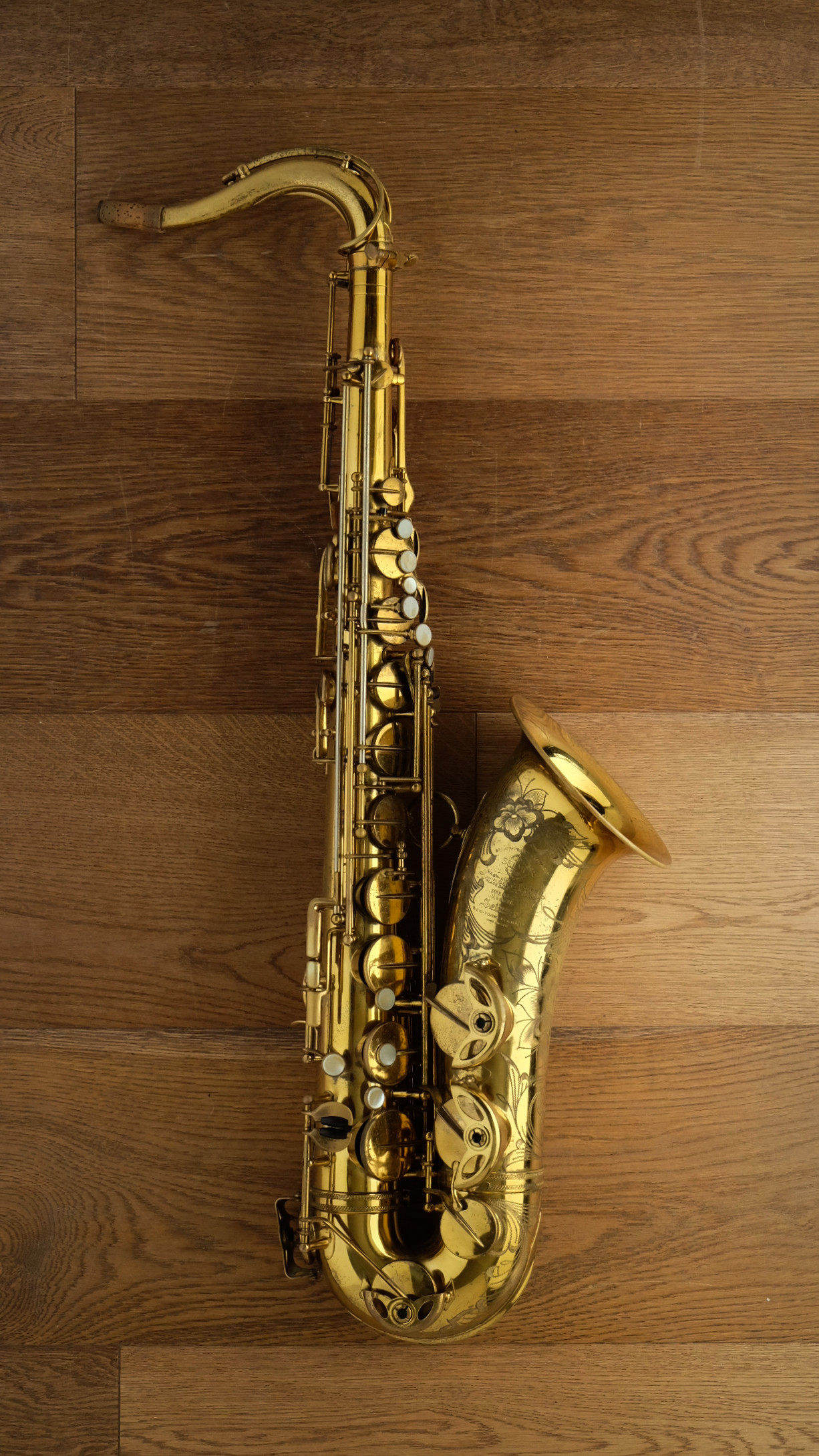 (Used) Selmer Super Balanced Action Tenor 35***