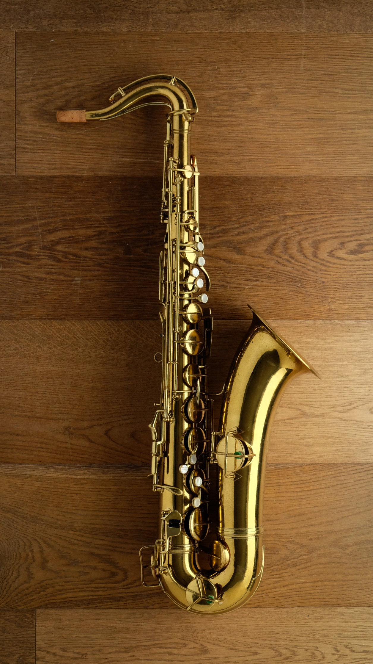 (Used) Conn New Wonder II 'Transitional' Tenor circa.1931