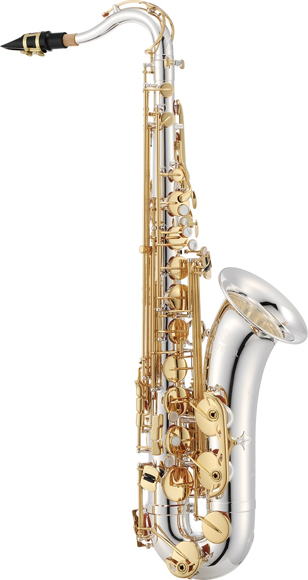Jupiter 1100SG Silver Plated Tenor Sax