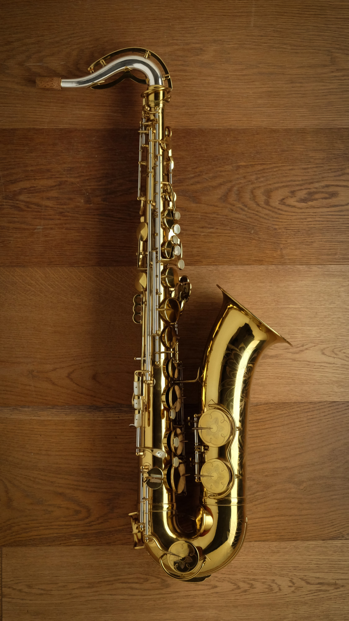 (Used) King Zephyr Special Tenor Sax circa.1937