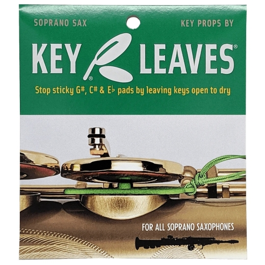 Key Leaves for Soprano Sax