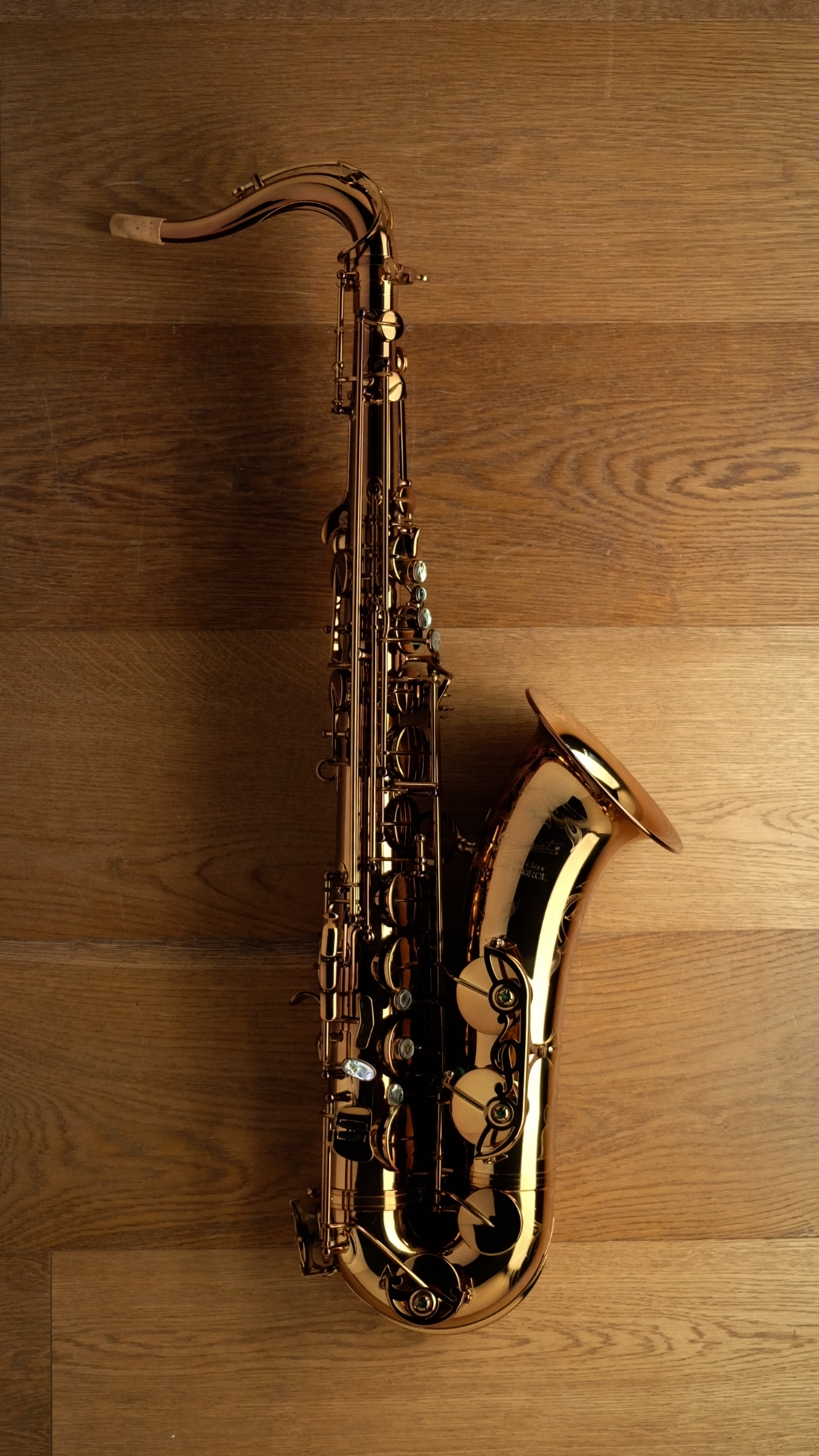 (Used) P.Mauriat 66RCL Tenor Sax - MINT condition